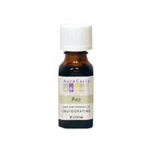 Essential Oil Bay (pimenta racemosa) 0.5 Fl Oz by Aura Cacia