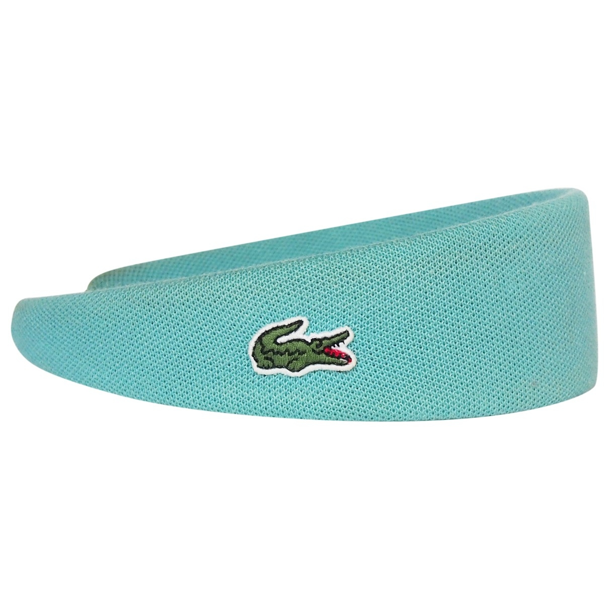 Lacoste \N Turquoise Cloth Hair accessories for Women \N