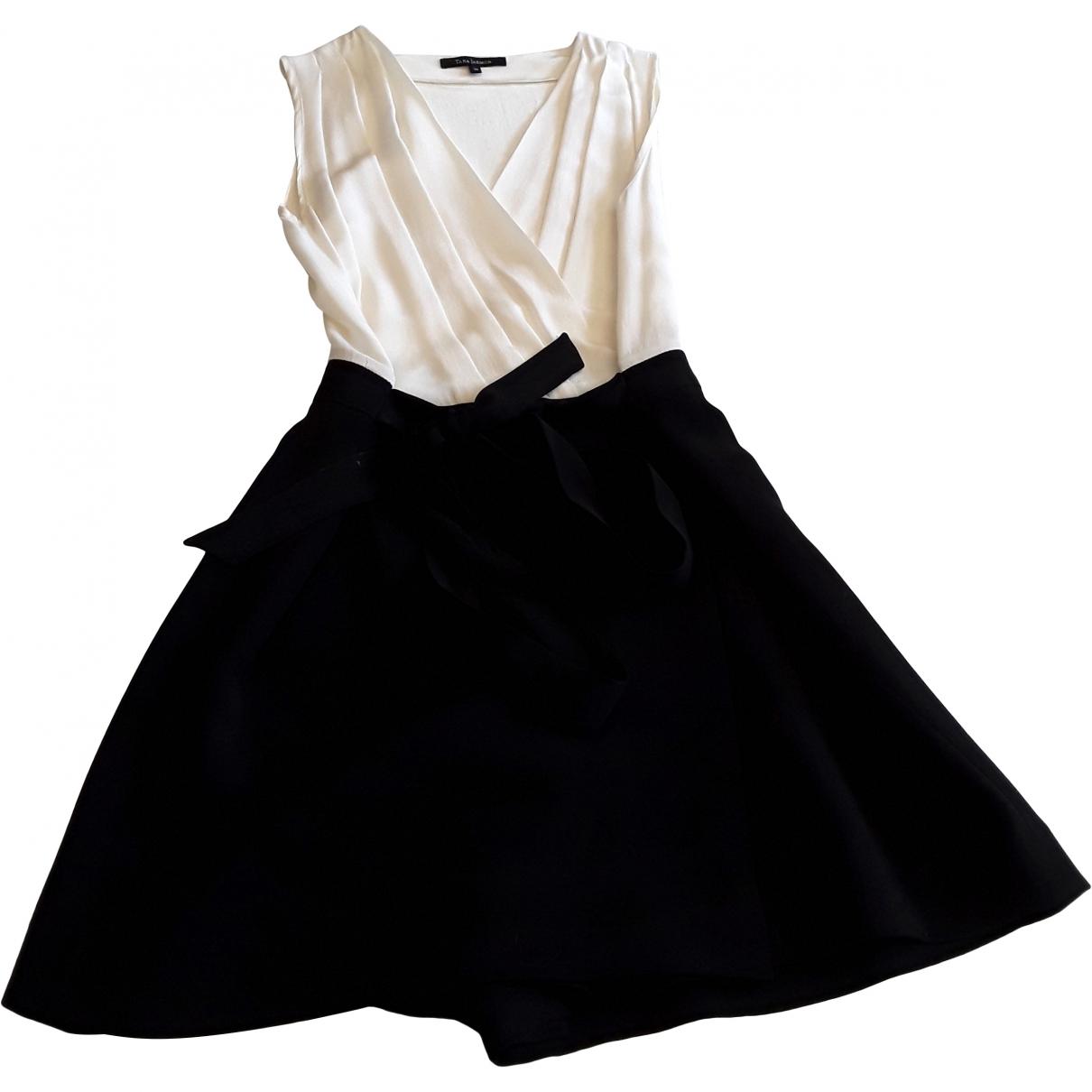 Tara Jarmon \N Ecru Silk jumpsuit for Women 36 FR
