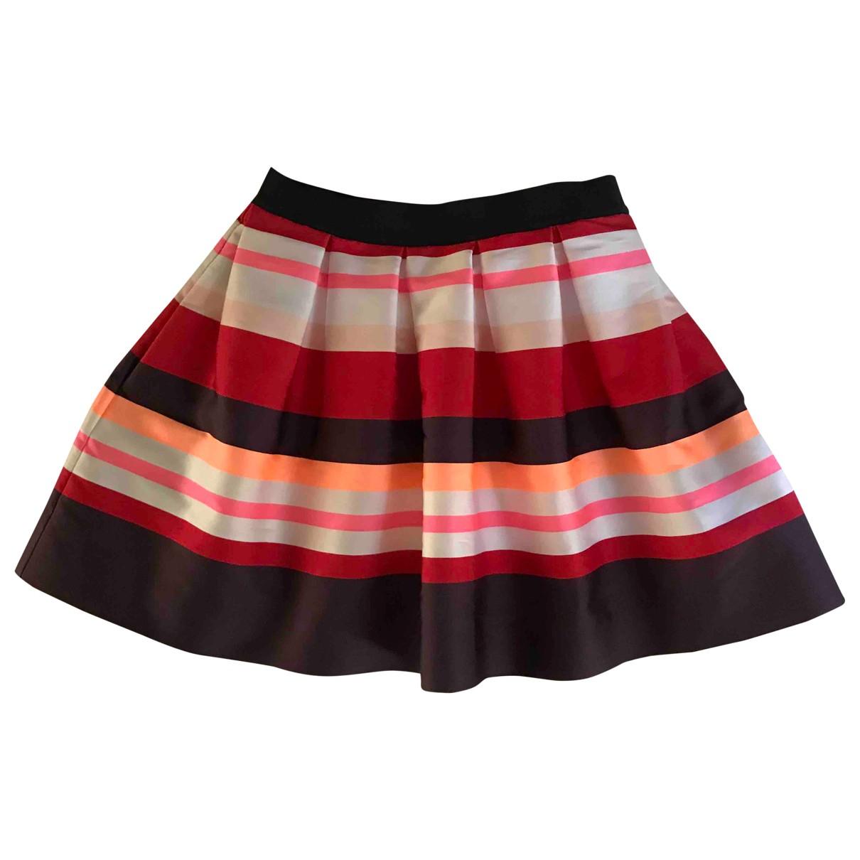 Parosh \N Multicolour Silk skirt for Women XS International