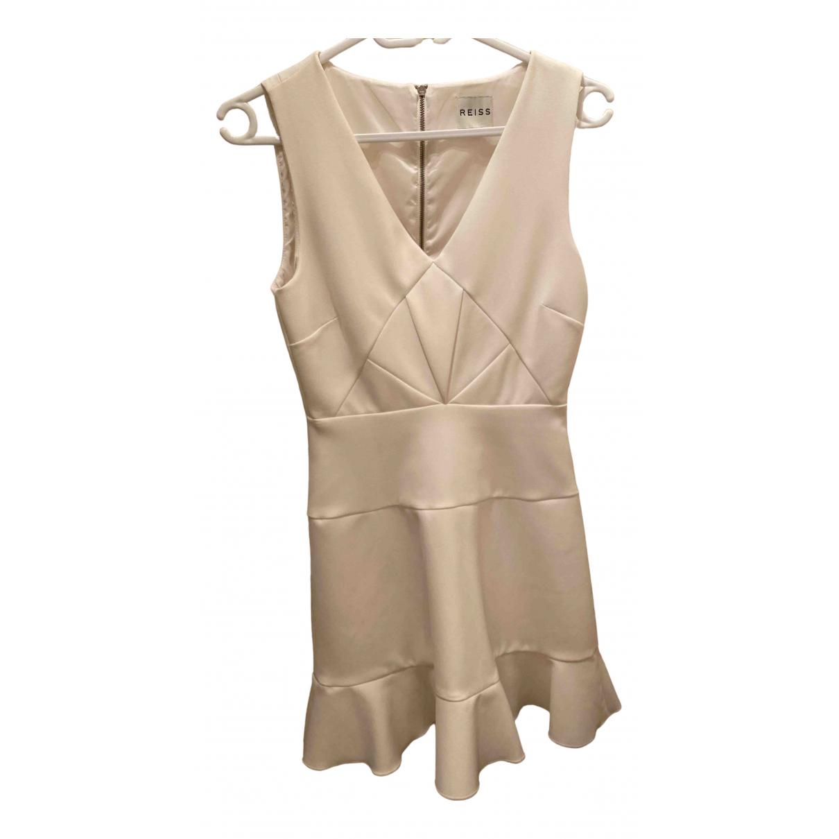 Reiss \N White dress for Women 36 FR