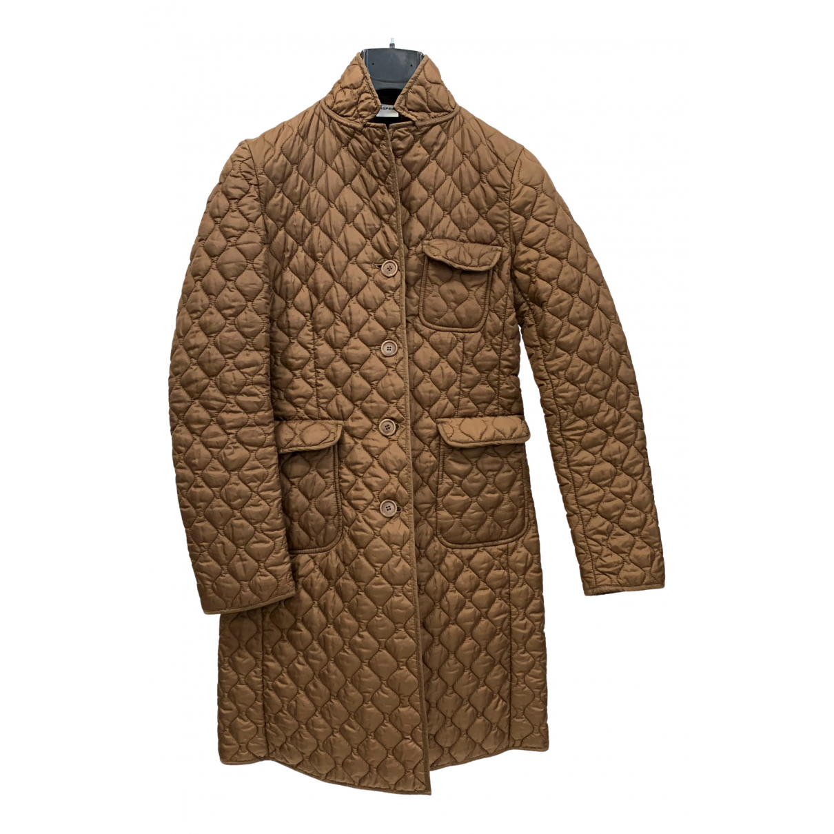 Aspesi \N Brown coat for Women S International