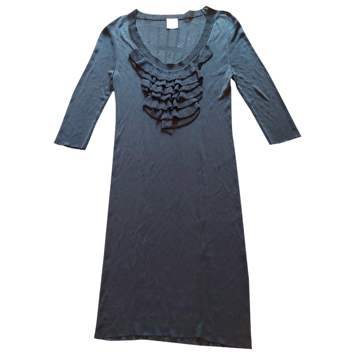 Red Valentino Garavani \N Black dress for Women 38 FR