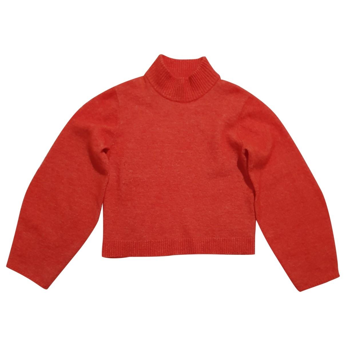H&m Studio \N Orange Wool Knitwear for Women M International