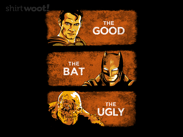 The Good, The Bat, And The Ugly T Shirt