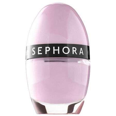SEPHORA COLLECTION Color Hit Mini Nail Polish, One Size , Purple
