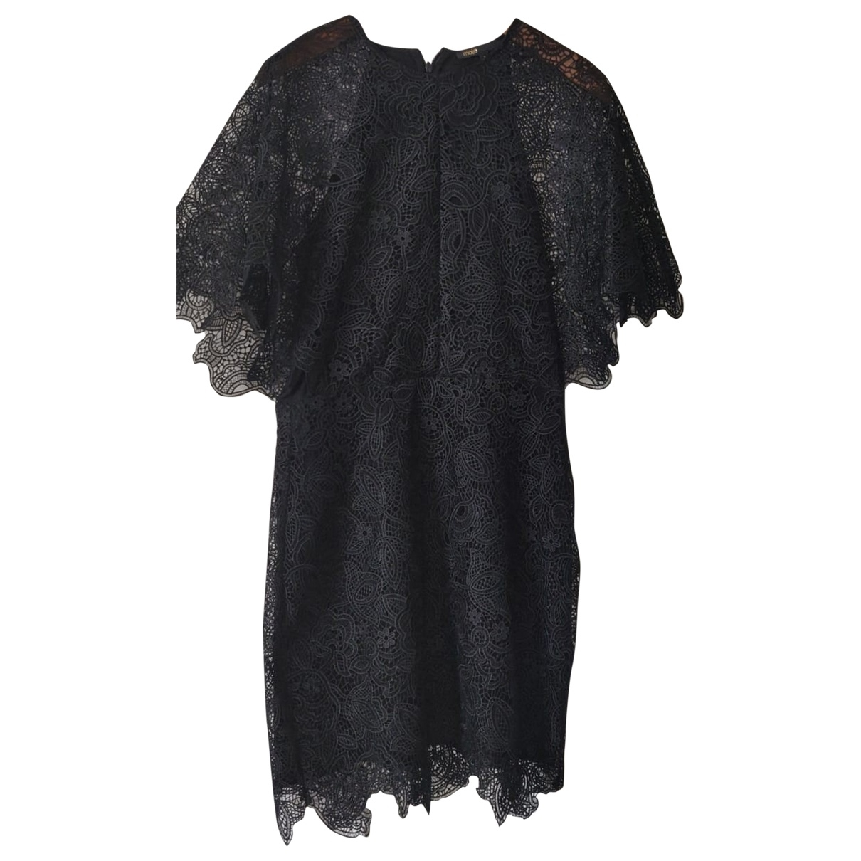 Maje \N Black Lace dress for Women 36 FR