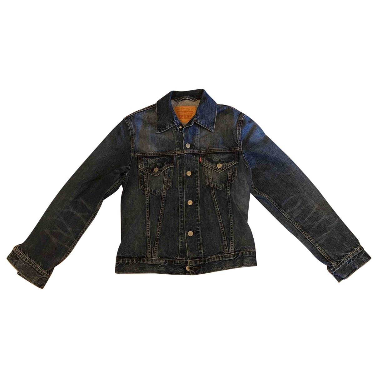 Levi's \N Blue Denim - Jeans jacket for Women S International