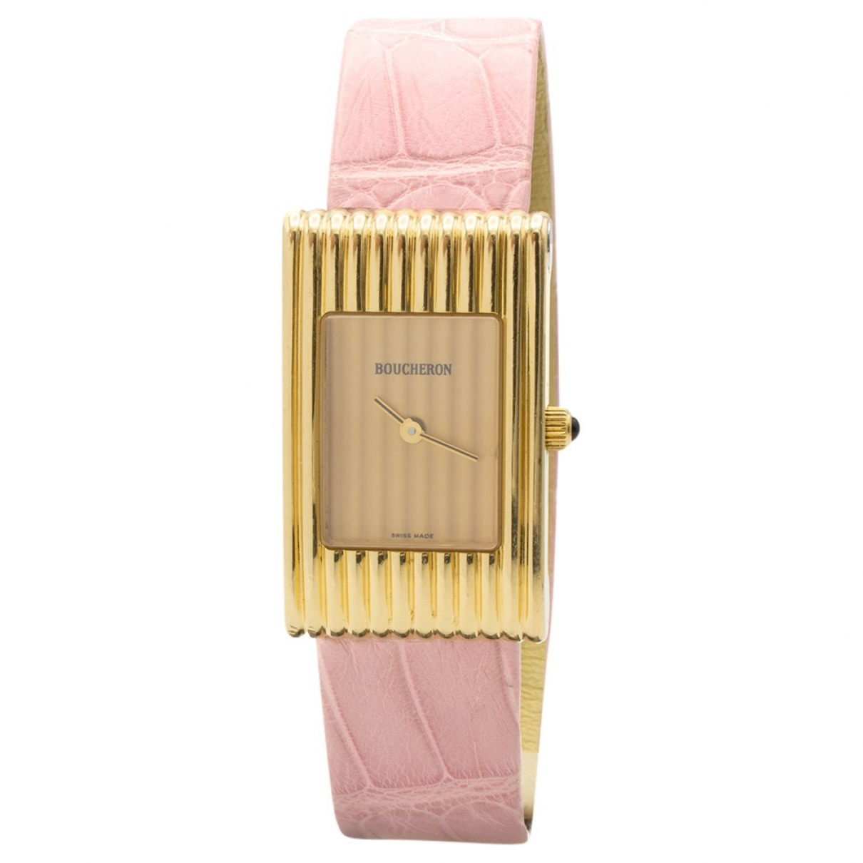 Boucheron Reflet Gold Yellow gold watch for Women \N