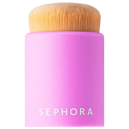 SEPHORA COLLECTION SClean Foundation Brush, One Size , No Color Family
