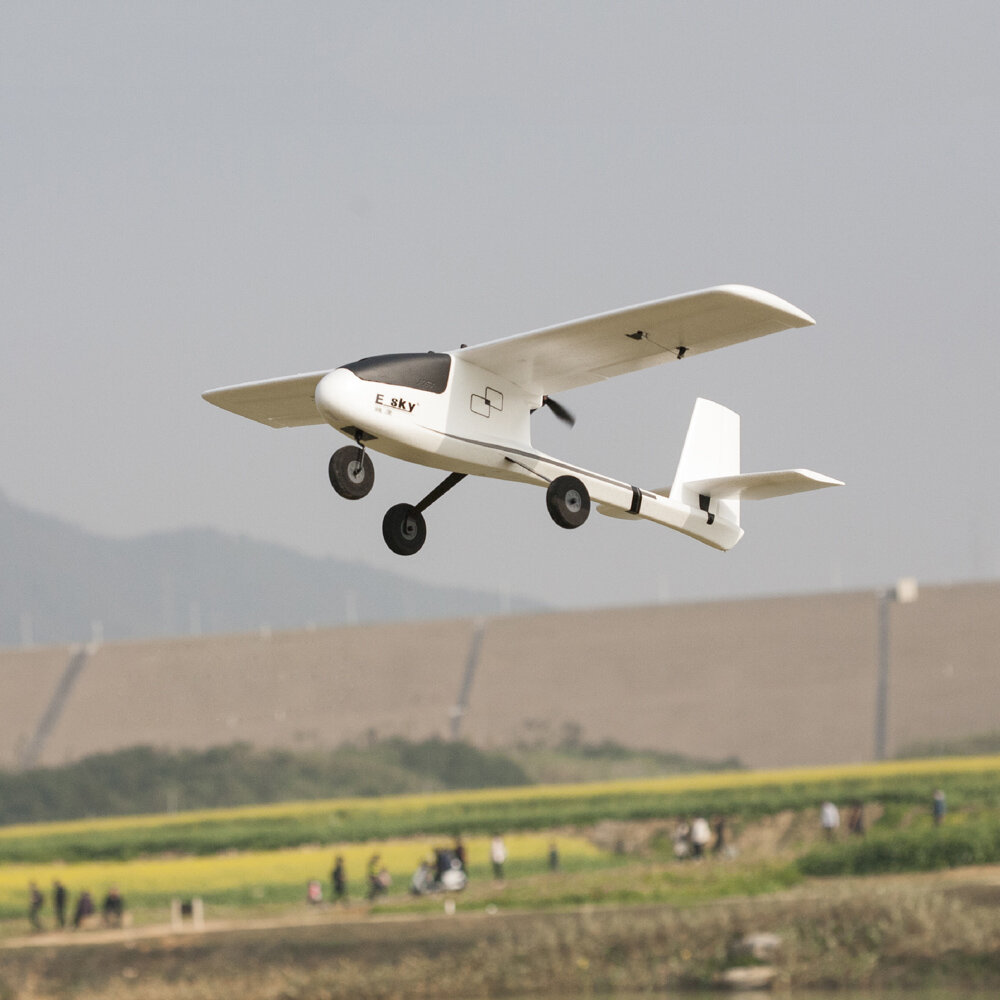 ESKY Eagles 1100mm Wingspan EPOTrainer Beginner RC Airplane Glider PNP