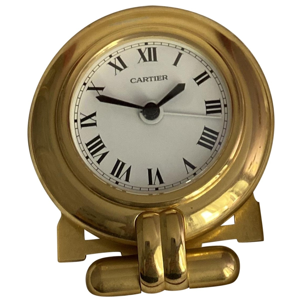 Cartier \N Gold Gold plated Home decor for Life & Living \N