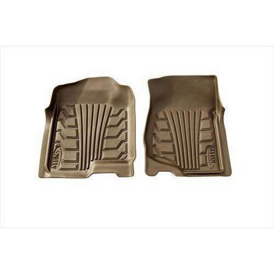 Nifty Catch-It Front Floor Mat (Tan) - 283005-T