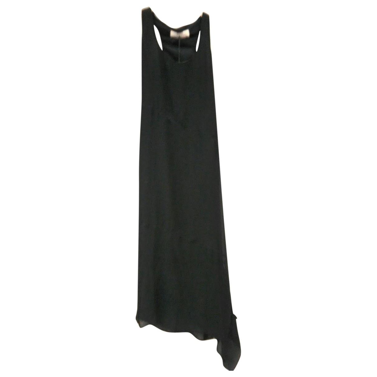 John Galliano \N Black dress for Women 36 FR