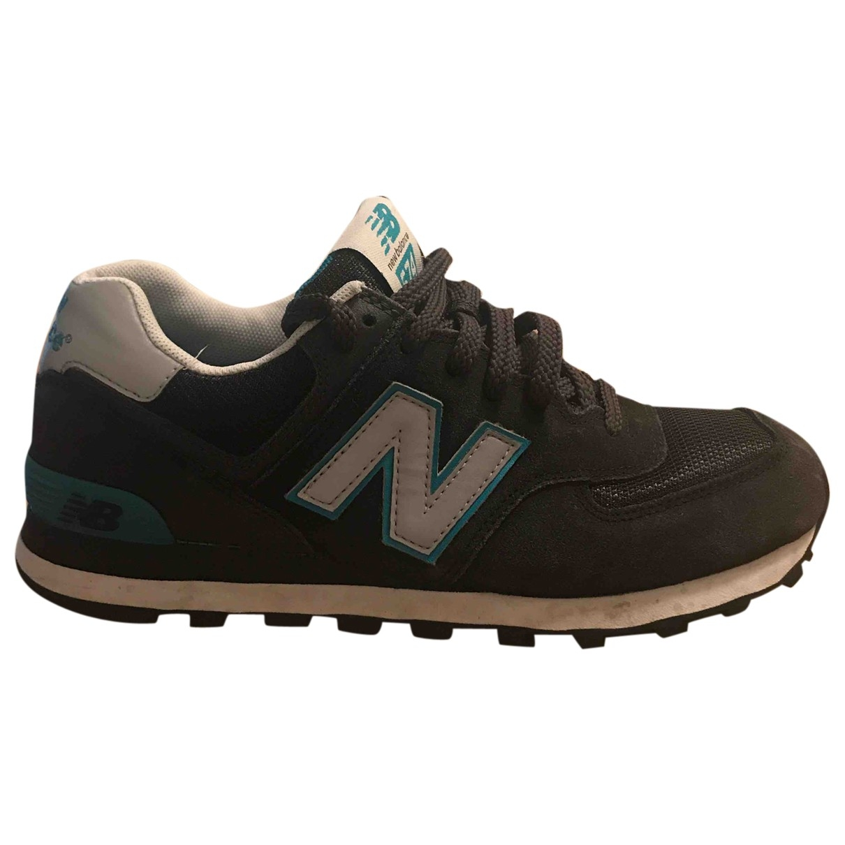 New Balance \N Anthracite Trainers for Women 41 EU