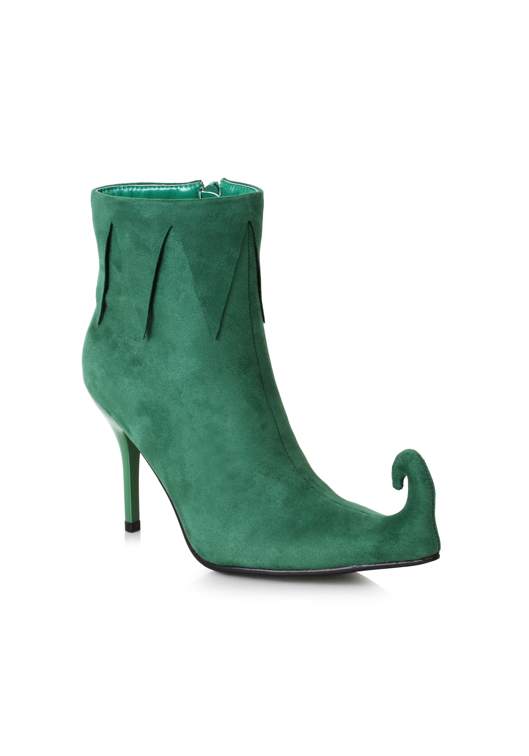 Green Elf Boots for Women