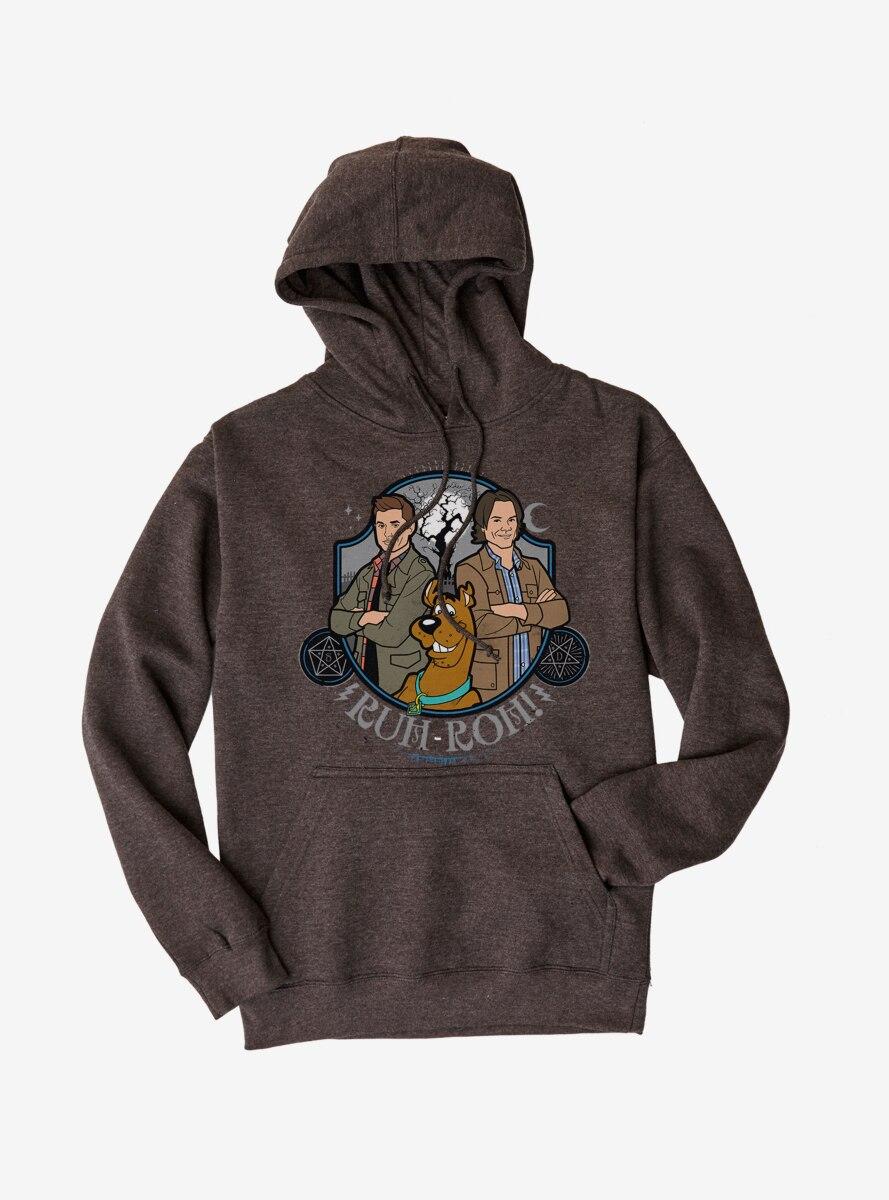 Supernatural Scoobynatural Ruh-Roh Hoodie