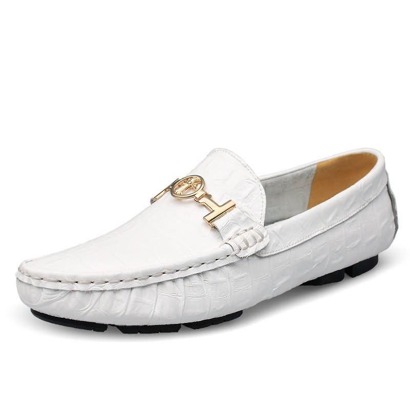 Ericdress Sequin Round Toe Slip-On Men's Loafers