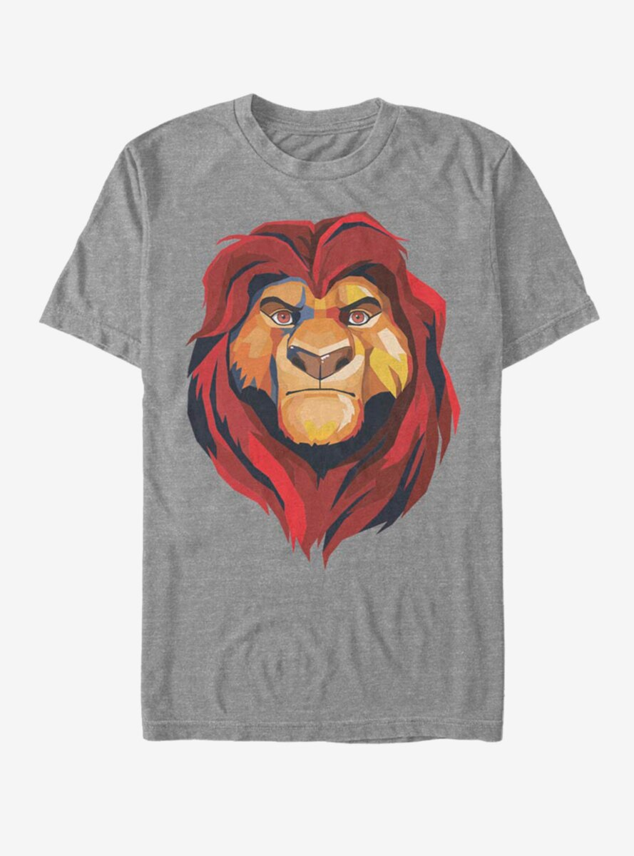 Disney The Lion King Mufasa T-Shirt
