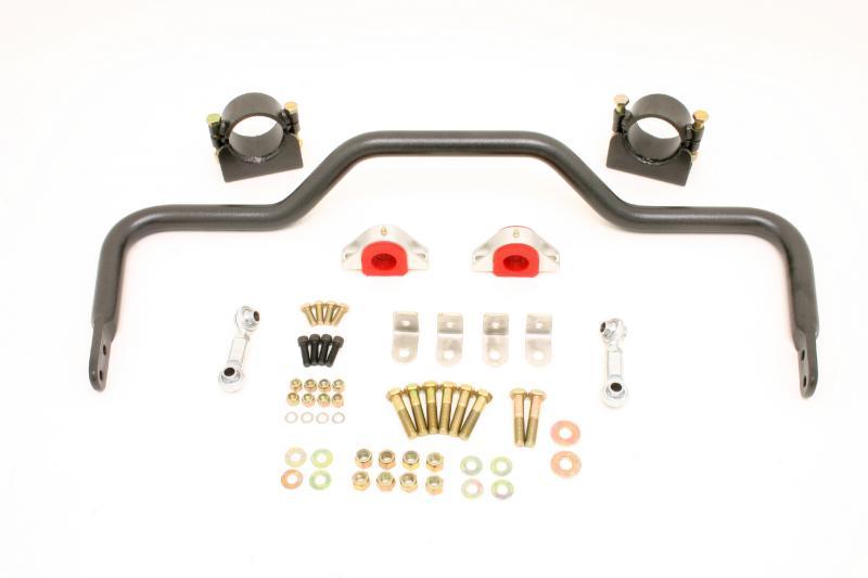 BMR Suspension XSB007H Xtreme Anti-Roll Bar Kit Rear Solid 1.375