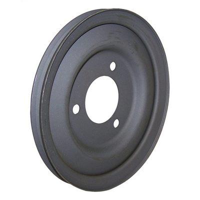 Crown Automotive Crankshaft Pulley (Black) - J3224690