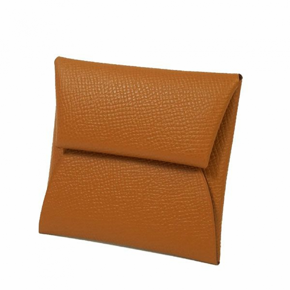 Hermès \N Gold Leather Purses, wallet & cases for Women \N