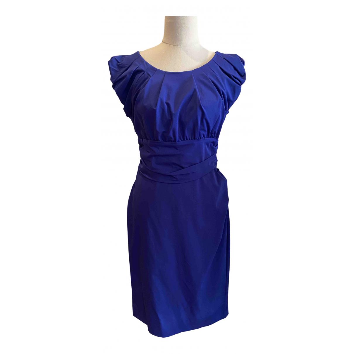 Diane Von Furstenberg \N Blue dress for Women 6 US