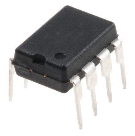 ON Semiconductor , HCPL3700VM CMOS, Darlington, TTL Output Optocoupler, Through Hole, 8-Pin DIP (1000)