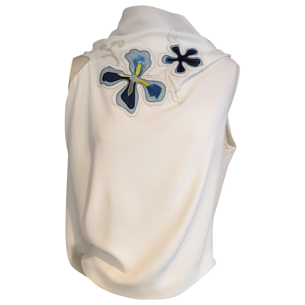 Roland Mouret \N White  top for Women 8 UK