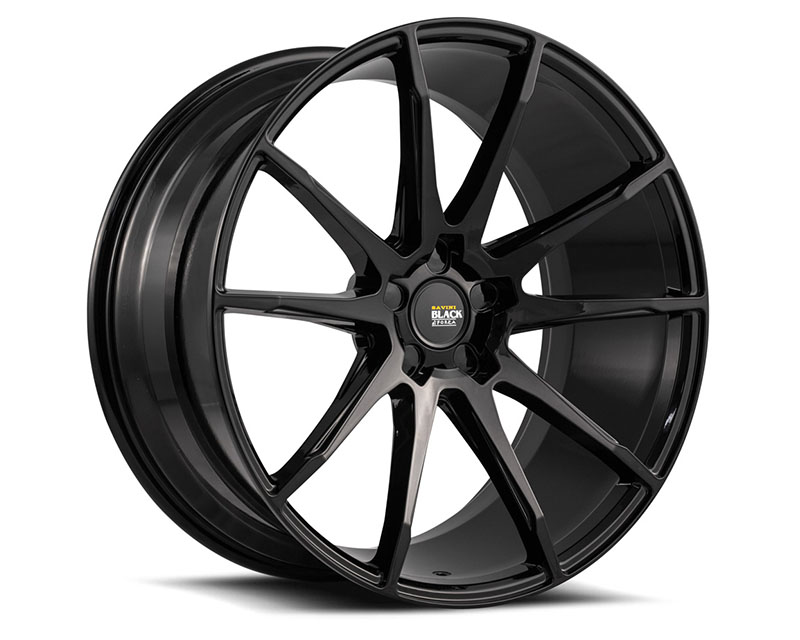Savini BM12-20100515G2079 di Forza Gloss Black BM12 Wheel 20x10.0 5x115 20mm