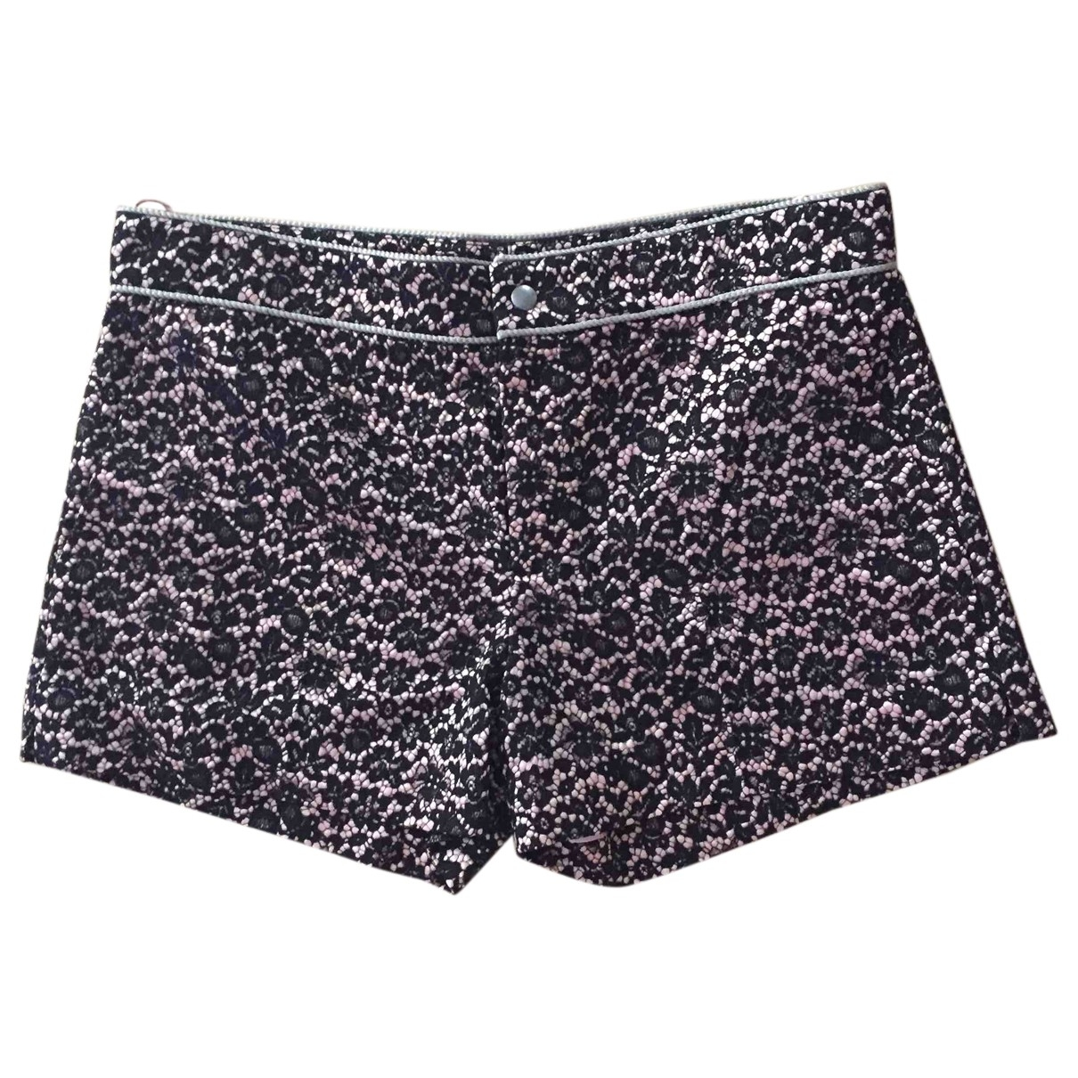 Gucci \N Multicolour Silk Shorts for Women 42 IT
