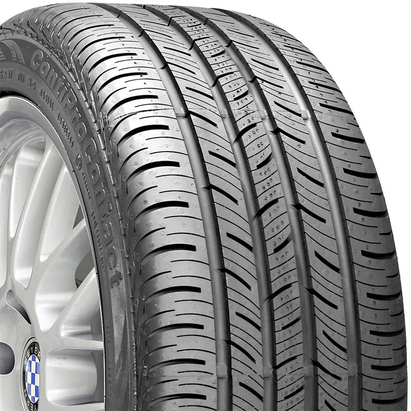 Continental 15488290000 Pro Contact Tire P 245/45 R19 98V SL BSW HK