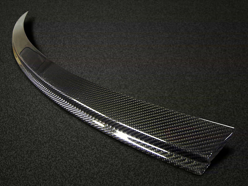 JUN 8015M-N011 Rear Glass Garnish Nissan GT-R R35