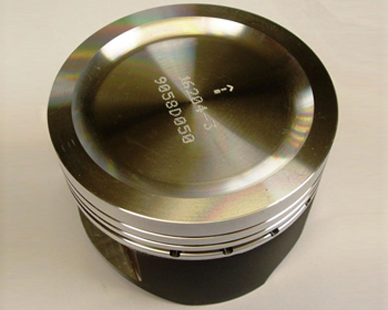 Wossner K9261D050 2.1L 86.5mm 8:1 Stroker Pistons Nissan 240SX SR20DET (All)