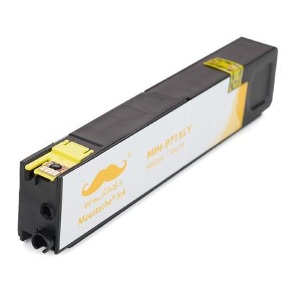 Compatible HP 971XL CN628AM cartouche d'encre jaune haute capacité - Moustache®