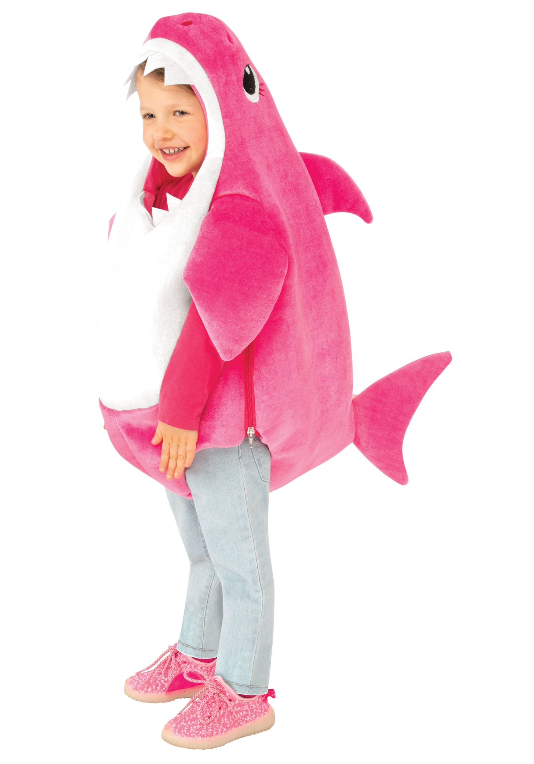 Rubies' Mommy Shark Toddler Costume with Sound Chip