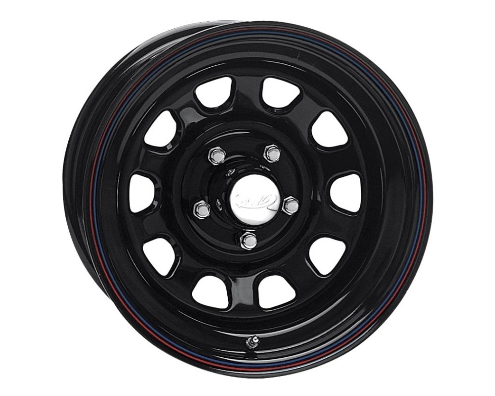 AWC 51 Daytona Wheel 15x14 6x5.5 -89mm Black