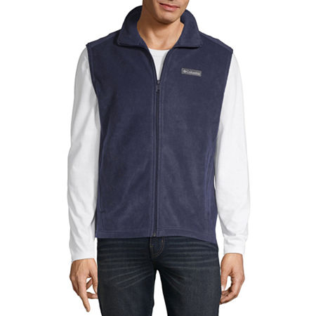 Columbia Steens Mountain Vest, Small , Blue