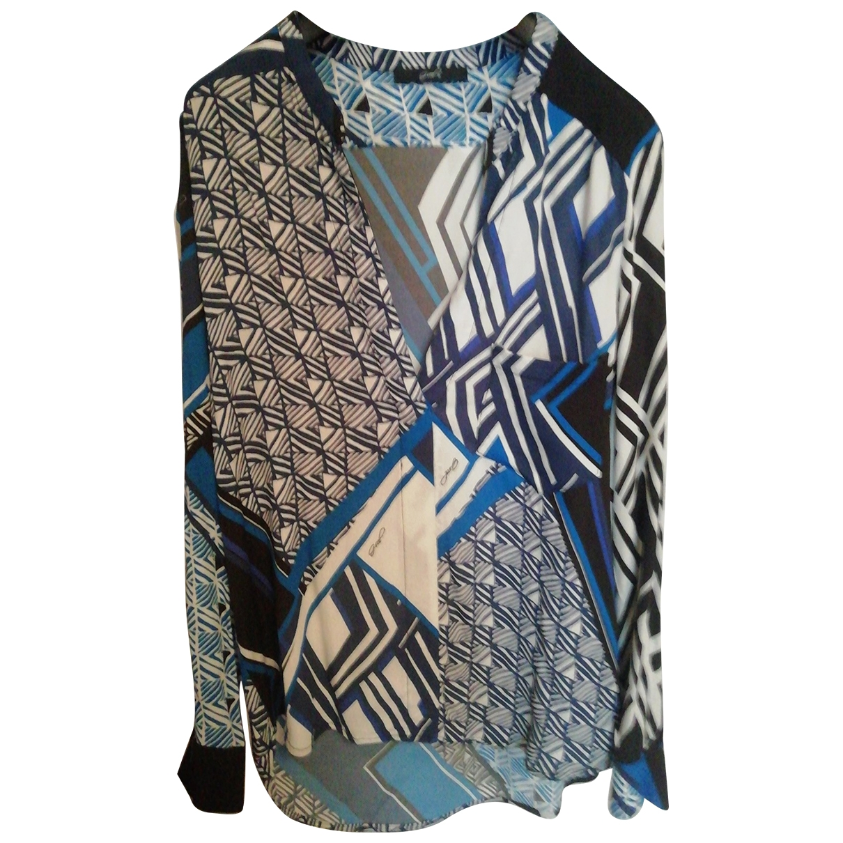 Non Signé / Unsigned \N Blue  top for Women S International