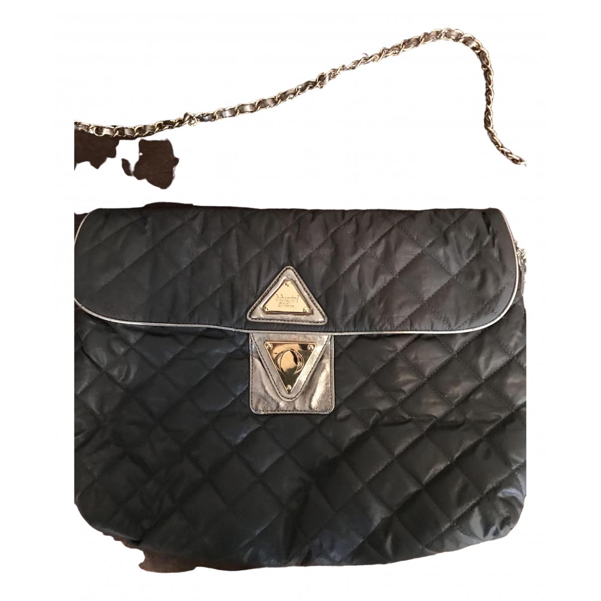 Blumarine \N Grey Cloth handbag for Women \N