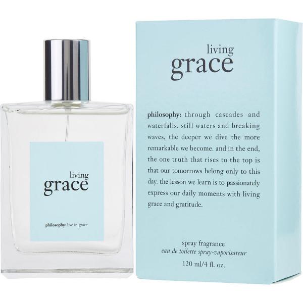 Philosophy - Living Grace : Eau de Toilette Spray 4 Oz / 120 ml