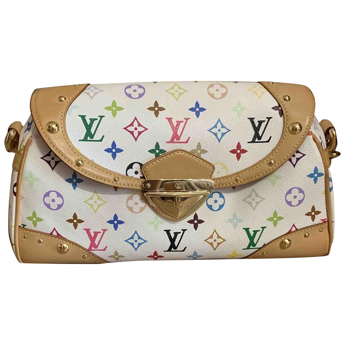 Louis Vuitton Beverly Multicolour Cloth handbag for Women \N