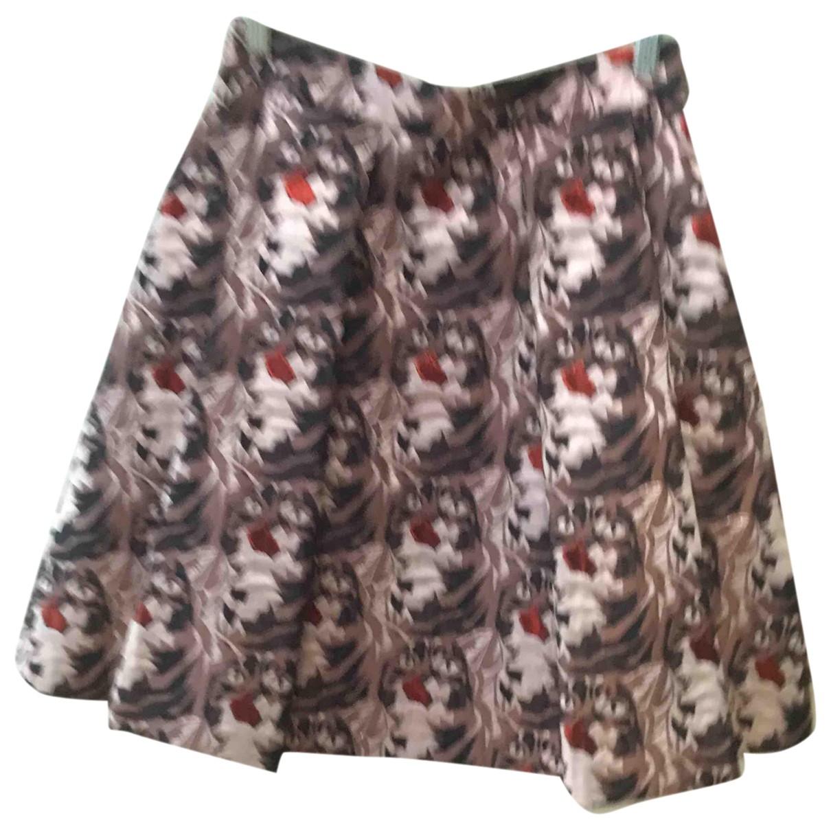 Hugo Boss \N Pink skirt for Women 38 FR