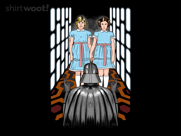 The Force Twins T Shirt
