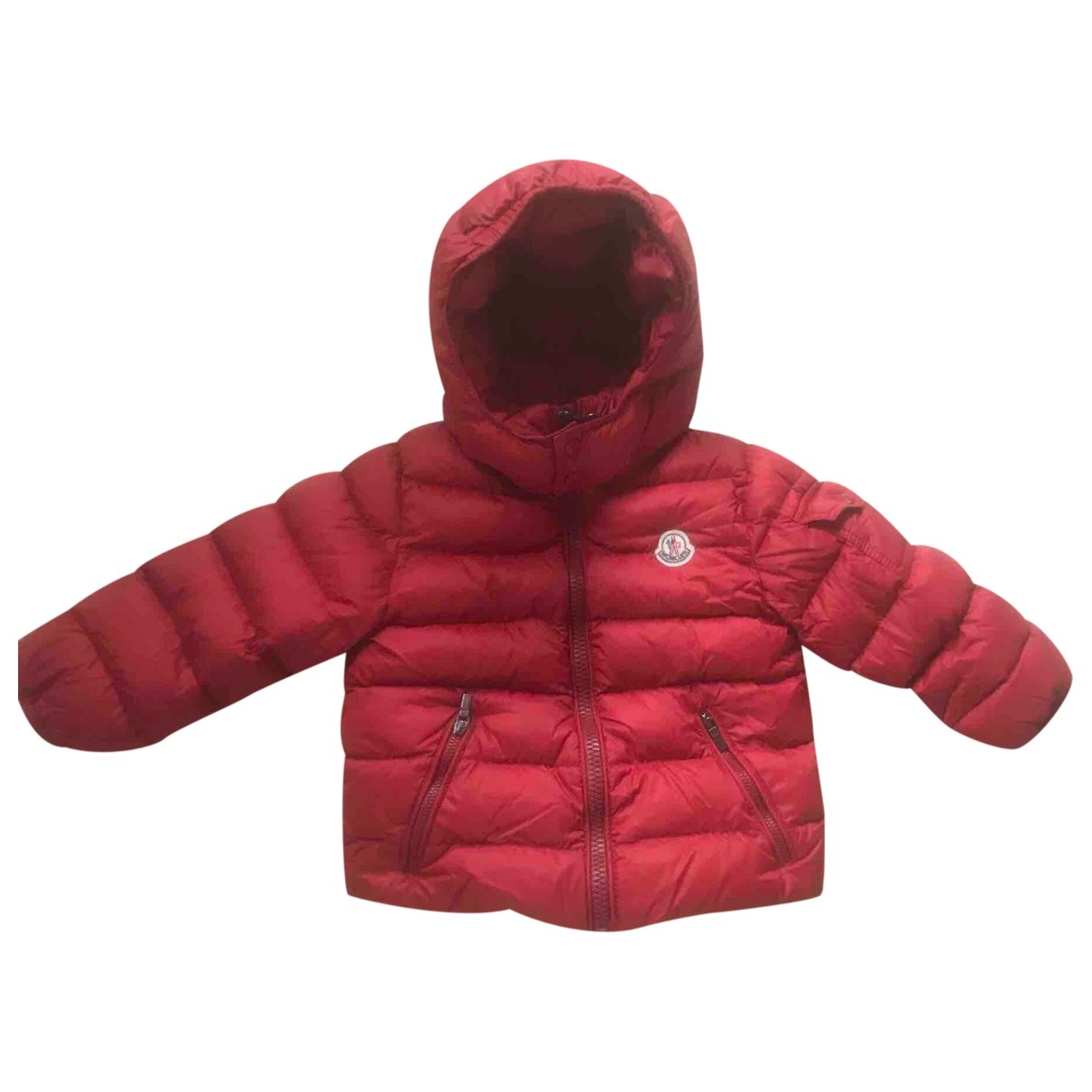 Moncler \N Red jacket & coat for Kids 2 years - up to 86cm FR