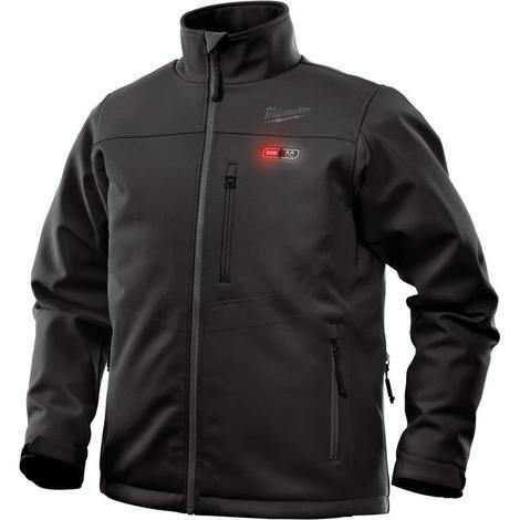Milwaukee *Open Box Item* M12™ Heated ToughShell™ Jacket Kit L (Black)