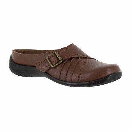 Easy Street Womens Hart Slip-On Shoe, 8 Medium, Brown