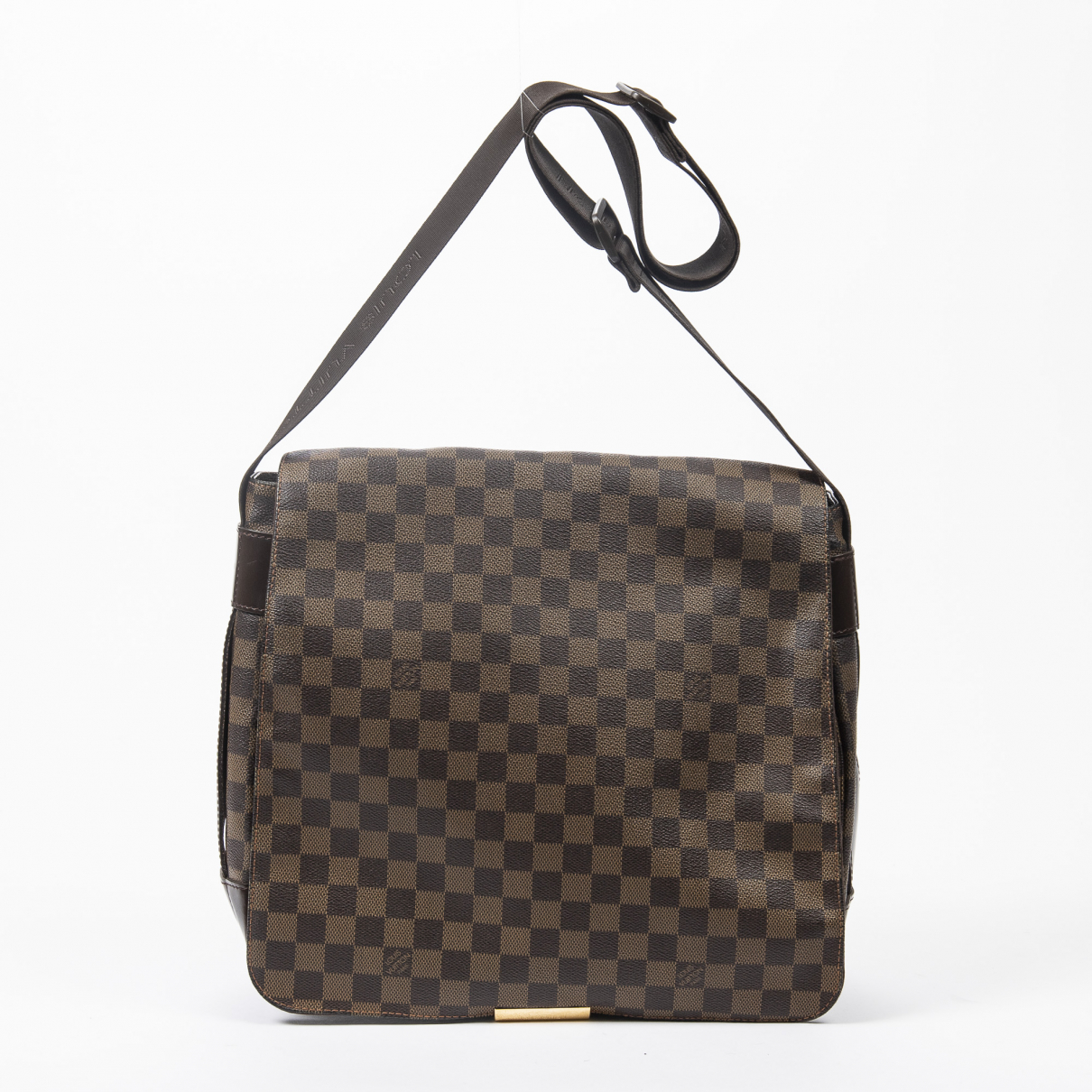 Louis Vuitton Bastille Brown Leather handbag for Women \N