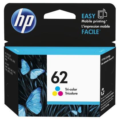 HP 62 C2P06AN cartouche d'encre originale tri-couleur
