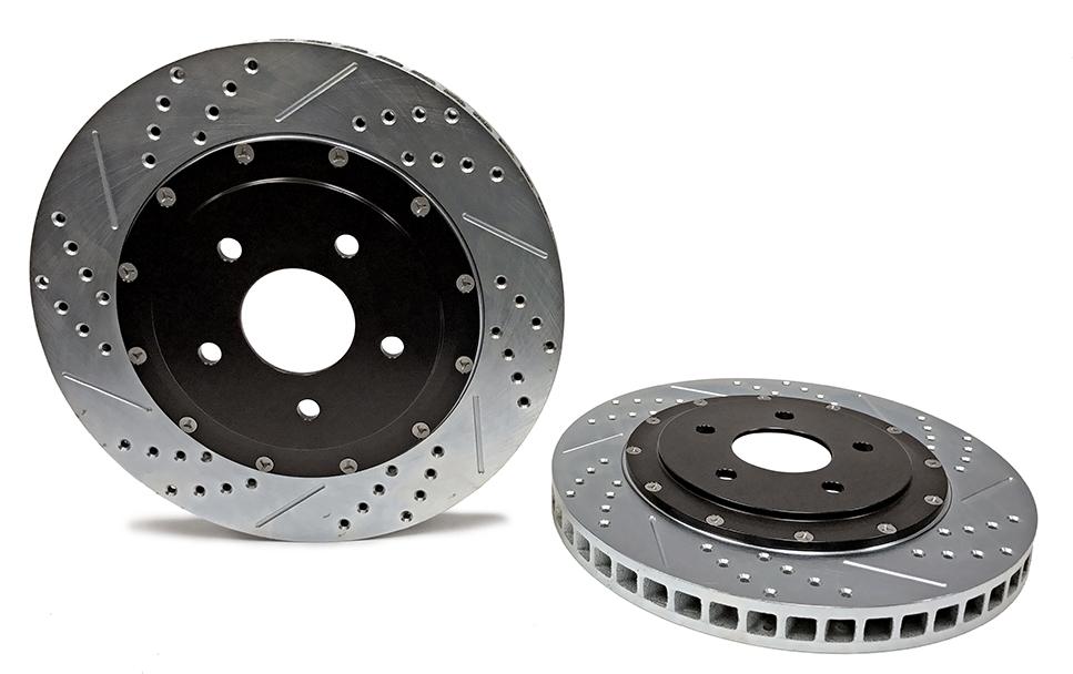 Baer Brakes Brake Rotor 13.35 Inch 05-13 Corvette EradiSpeed+ Rotor Upgrade